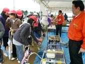 三重県明和町防災訓練3