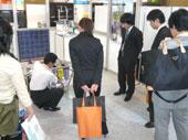 日本透析医学会 展示会場